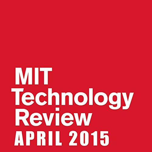 Audible Technology Review, April 2015 audiobook cover art