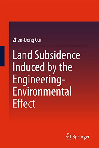 Land Subsidence Induced by the Engineering-Environmental Effect (English Edition)