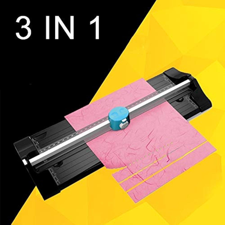 Songlin@yuan Multifunktions-Faltblatt A3-Papierschneider, Papierschneider, Foto-Cutter, drei Messerformen, Größe Größe Größe  230x320mm. B07M618S3V | Hochwertig  e59494