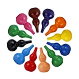 MengH-SHOP Crayones para Niños Pequeños 12...