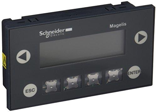 Schneider Electric XBTN400 Compacte terminal, 4 x 20 tekens, PLC-stroomvoorziening