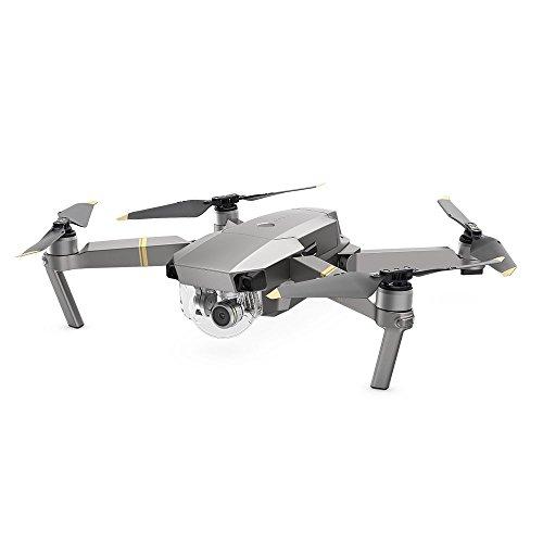 DJI Mavic PRO Fly More Drone Quadcopter Combo, Platinum Version (CP.PT.00000069.01)