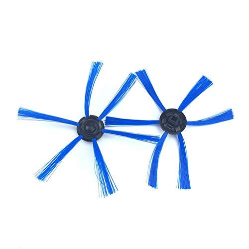 1 paar huis zijborstel voor vloerstofopvangbak handmatig intrekbaar zijborstel voor Philips stofzuiger reinigingsset voor FC8820 8810