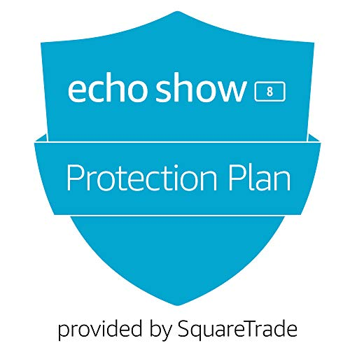 Price comparison product image 2-Year Protection Plan plus Accident Protection for Echo Show 8 (2019 release,  delivered via e-mail)
