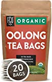 Organic Oolong Tea Bags | 20 Tea Bags | Eco-Conscious Tea Bags in Kraft Bag | Raw from China | by...