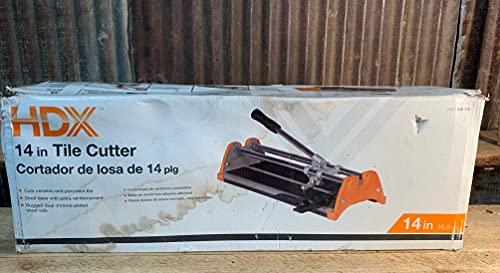HDX 14 in. Rip Ceramic Tile Cutter