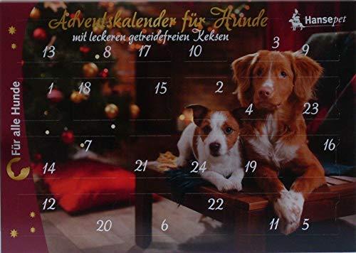 KK Adventskalender für Hunde...