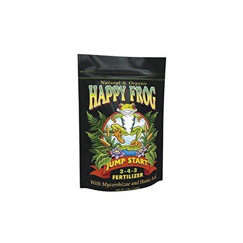 FoxFarm Happy Frog Jump Start Organic Fertilizer