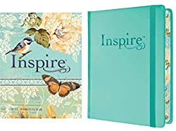 inspire coloring bible for adults