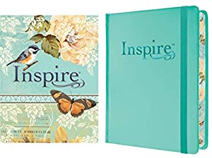 Inspire Creative Coloring Journal Bible