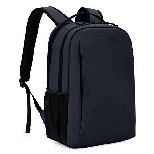 TOURIT Cooler Backpack Leakproof Insulated 28 Cans Lunch Backpack with Cooler for Men Women to Picnics, Camping, Hiking, Beach, Park or Day Trips (Grey)