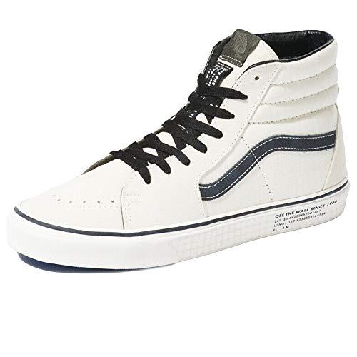 Vans Zapatos 66 Supply SK8-HI código VN0A4BV622H Blanco Size: 38 EU