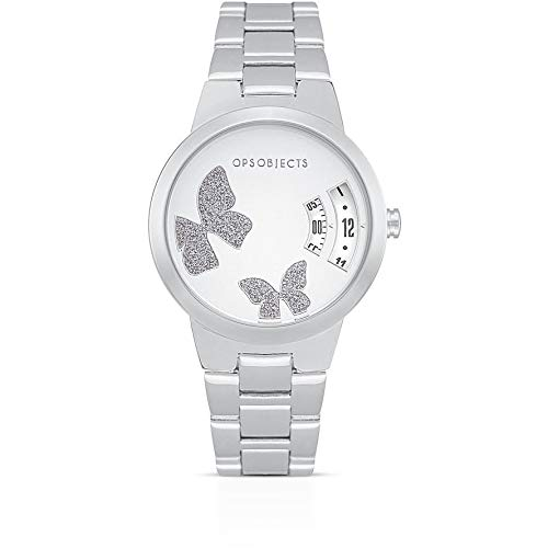 Ops Objects - Reloj solo hora para mujer, moderno, cód. OPSPW-805