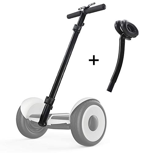 strety Handlebar Extender Extension Rod for Mini Scooter 6.5Inch 7Inch 10Inch Self Balance Hoverboard Handle Balance Scooter Handlebar