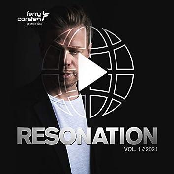 Resonation Vol. 1 - 2021