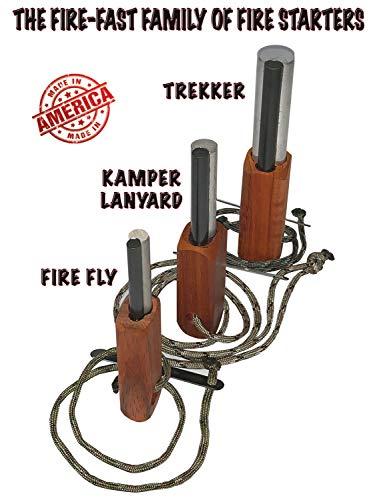 Fire-Fast Trekker Survival Fire Starter
