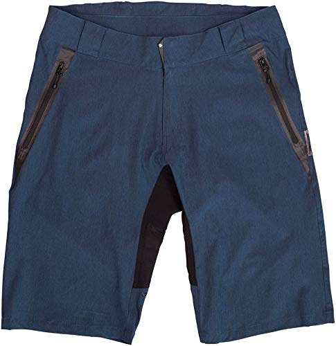 RaceFace Stage Shorts - Navy, Men