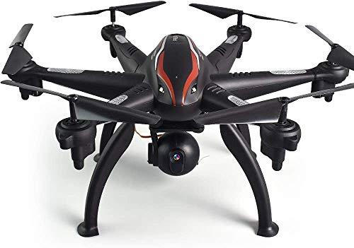 RHSMP Drohne 6-Achsen-RC-Hexacopter-GPS-Drohne Mit 1080P HD-Kamera 3D-Roll- / Positionierungs- / EIN-Tasten-Surround-Flug 2.4 / 5G-Hubschrauberspielzeug,5g Image Transmission