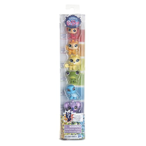 Littlest Pet Shop Girls LPS Rainbow Pack Horse