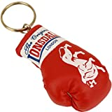 Lonsdale London MINI BOXING GLOVES Keyring Men Key Chain Mini Boxing Gloves Key Chain Red, tamaño:OneSize