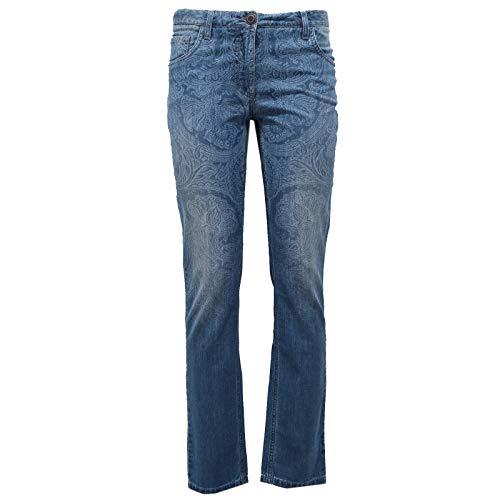 Etro 1552AB Pantalone Donna Jeans Trouser Woman [27]
