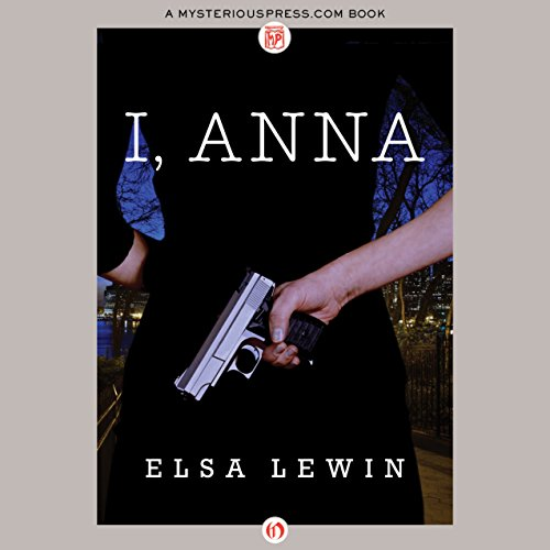 I, Anna audiobook cover art