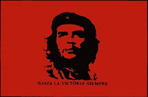 U24 Flagge Fahne Che Guevara 90 x 150 cm