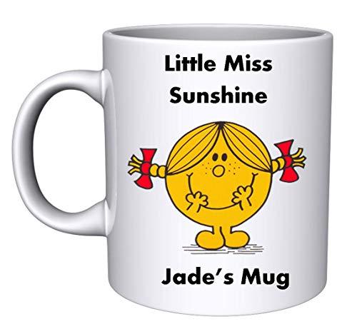 Personalised Miss Sunshine Mug