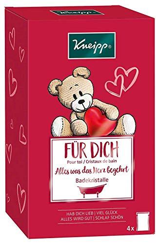 Kneipp Baden Geschenkpackung für Dich, 4 x 60g