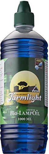 Sel-Chemie Bio Huile Paraffine Paraffine 12 L Farm Light Couleur Bleu