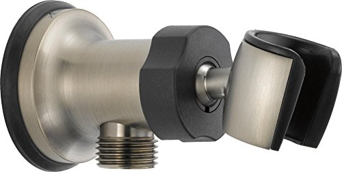 Delta Faucet U4985-SS-PK Wall Supply Elbow/Mount, Stainless,2.40 x 6.00 x 4.50 inches