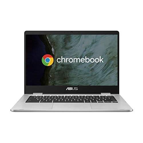 ASUS Chromebook C423NA-EB0287, Notebook in alluminio con Monitor 14