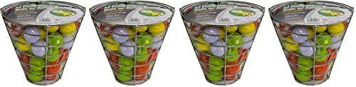 Find Bargain JEF WORLD OF GOLF Foam Practice Balls (42 Multi-Colored Balls) (Тhree Pаck)