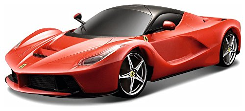 2013 Ferrari LaFerrari [Bburago 16901R], Red, 1:18 Die Cast