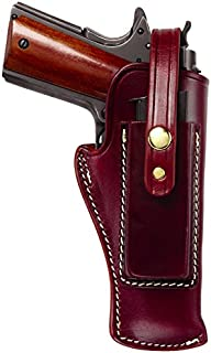 TRIPLE K 39 Packer Holster for Ruger MK I, Ii, III, IV with 6.88