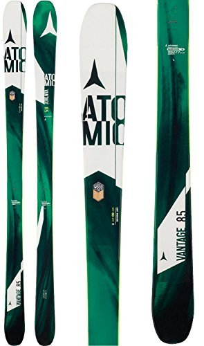 Atomic Vantage 85 Skis Mens Sz 173cm by Atomic