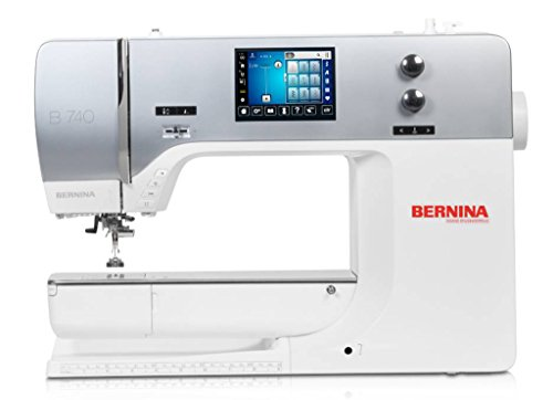 Bernina 740 naaimachine