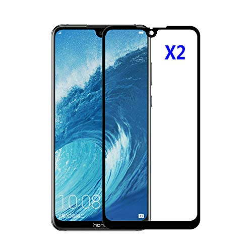 Kepuch 2 Pacotes Vidro Temperado Protetor de Tela para Huawei Honor 8X Max