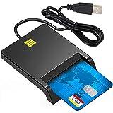ALIYIER 接触型ICカードリーダー USB接続 マイナンバーカード 電子申告 納税(e-Tax) 自宅で確定申告 ICチップのついた住民基本台帳カード対応 マイナンバーカード 住基カードに対応 Windows Mac OS対応