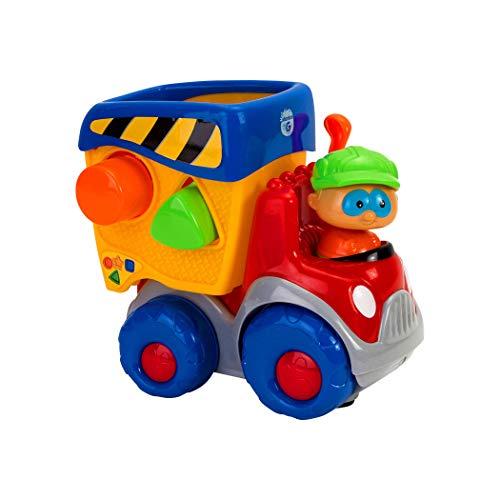 Globo Toys Globo – 12 979,4 cm Vitamina _ G mystère Camion avec lumière/Son et Formes
