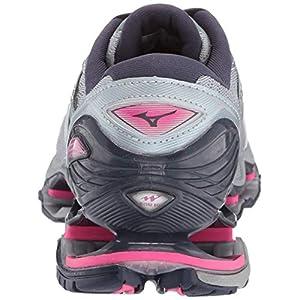 Mizuno Women's Wave Prophecy 8 Running Shoe, Quarry-Graphite, 06.5 B US