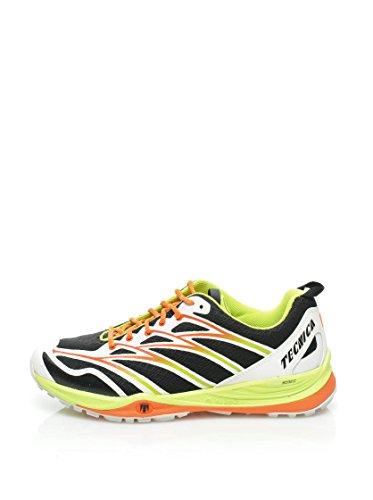 Tecnica Laufschuh/Trail Running Demon Sprint Ms Lime/Orange EU 45 2/3 (UK 11)