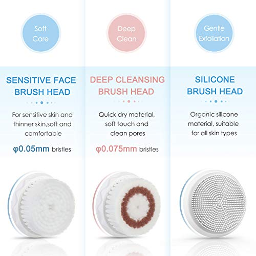 Liberex Sonic Cleansing Brush