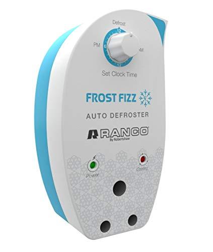 Refwell Plastic Ranco Frost Fizz Auto Defroster for Single Door Refrigerator, Medium