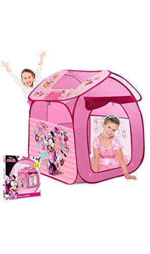 Barraca Portátil Casa Minnie Mimo Style Rosa