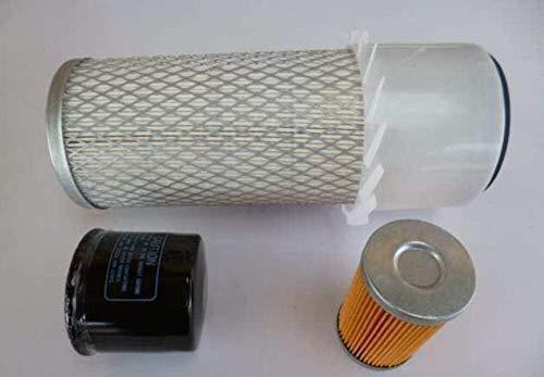 Filtersatz Mitsubishi D1650 | D1850 | D2050 | D2350