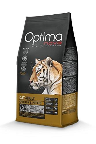 Optima nova Cat Adult Chicken & Potato Grain Free 8000 g