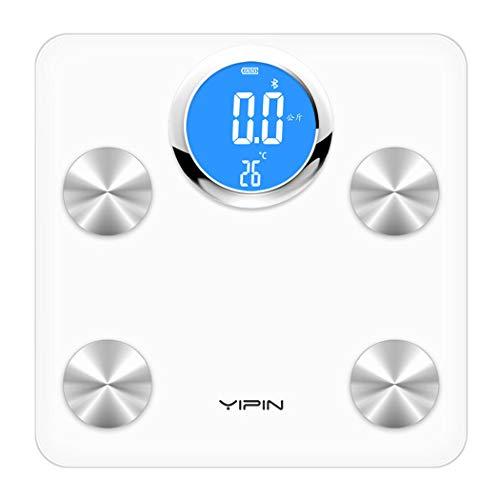 GJFeng Bluetooth-weegschaal, intelligente elektronische led-weegschaal, bluetooth-weegschaal, app voor mobiele telefoon, bluetooth, weegschaal