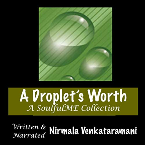 A Droplet's Worth audiobook cover art