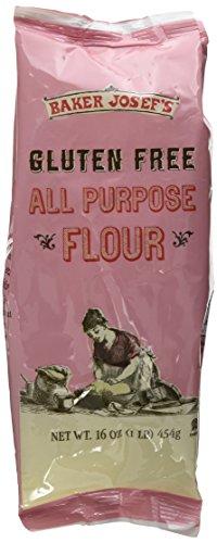 Trader Joes Baker Josefs Gluten Free Flour From ,2 1-lb Bags